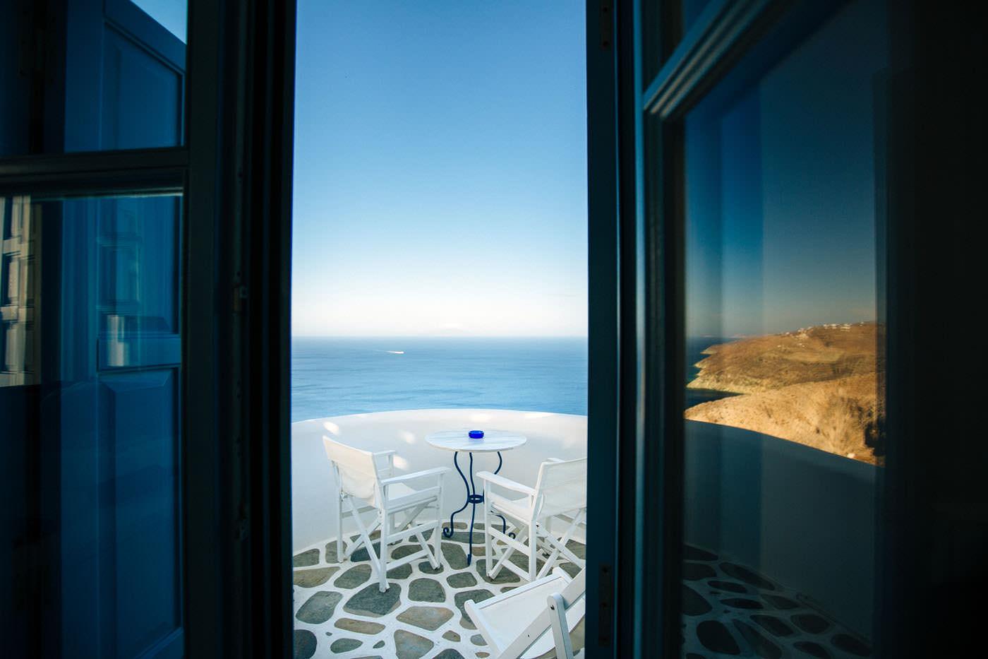 Anemomilos Hotel Folegandros